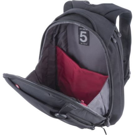Backpacks Crumpler Dry Red No.5  2 crumpler_dry_red_no_5_black_taskameraid_1