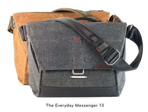 "Messenger Bags Peak Design Everyday Messenger Bag 13"" 1 everyday_messanger_13_2"
