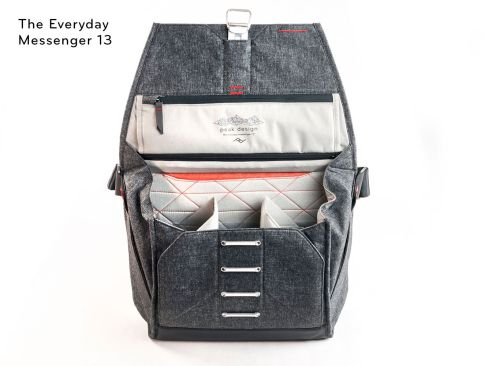 "Messenger Bags Peak Design Everyday Messenger Bag 13"" 3 everyday_messanger_13_3"