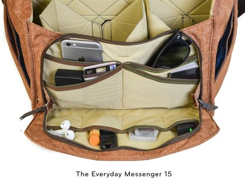 "Messenger Bags Peak Design Everyday Messenger Bag 15""<br> 9 everyday_messanger_15_10"