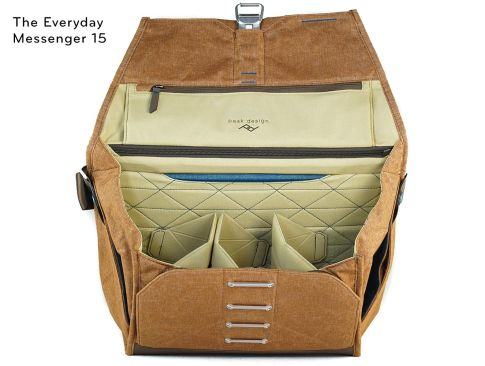 "Messenger Bags Peak Design Everyday Messenger Bag 15""<br> 10 everyday_messanger_15_11"