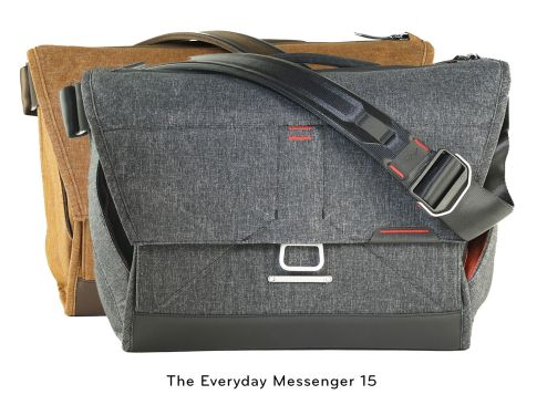 "Messenger Bags Peak Design Everyday Messenger Bag 15""<br> 1 everyday_messanger_15_4"