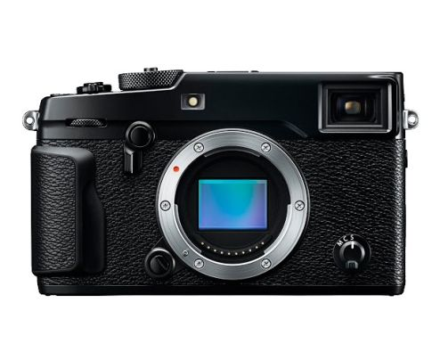 Kamera Mirrorless Kamera Fujifilm X-PRO2 Body Only (Black) 1 front