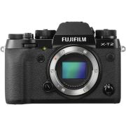 Kamera Mirrorless Kamera Fujifilm X-T2 Body Only (Black)