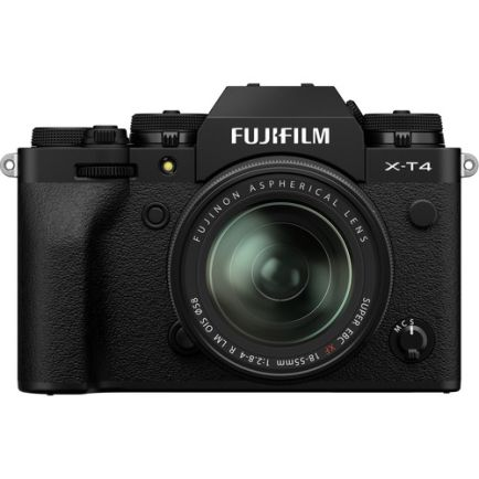 Kamera Mirrorless Kamera Fujifilm X-T4 Kit XF 18-55mm 1 fujifilm_x_t4_1855_black_taskameraid_1