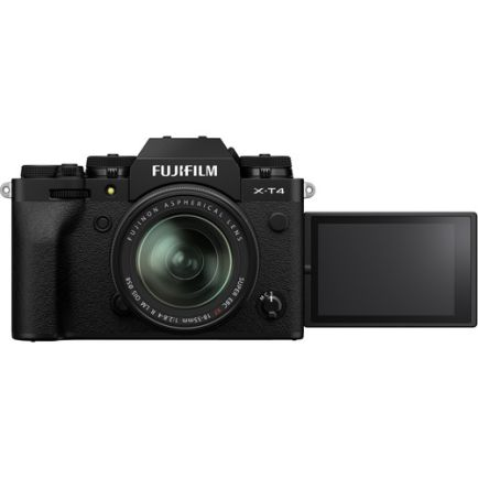 Kamera Mirrorless Kamera Fujifilm X-T4 Kit XF 18-55mm 3 fujifilm_x_t4_1855_black_taskameraid_3