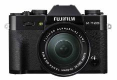 Kamera Mirrorless Kamera Fujifilm X-T20 kit XC 16-50mm F3.5-5.6 OIS II (Black)