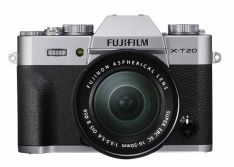 Kamera Mirrorless Fujifilm X-T20 kit XC 15-45mm