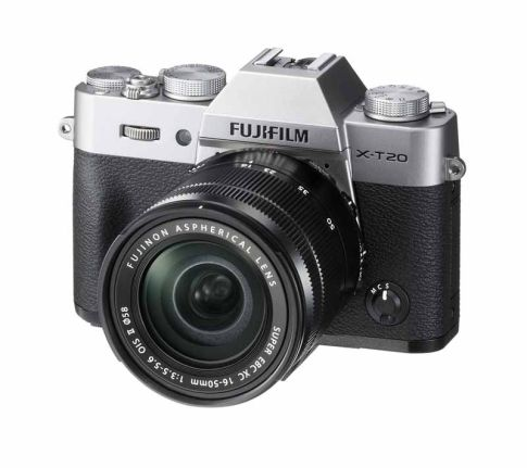 Kamera Mirrorless Fujifilm X-T20 kit XC 16-50mm F3.5-5.6 OIS II<br> 4 fujifilm_xt20_kit_xc1650mm_silver_taskameraid_2