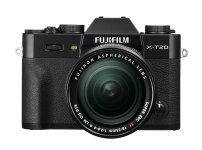 Kamera Mirrorless Kamera Fujifilm XT20 kit XF 1855mm F284 R LM OIS Black