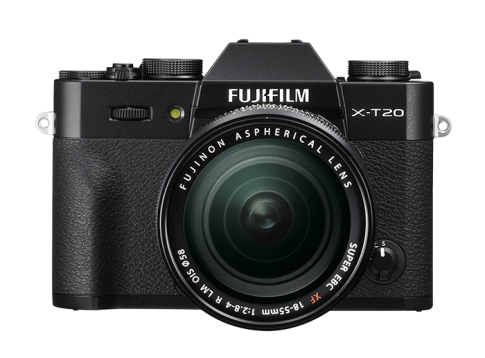 Kamera Mirrorless Kamera Fujifilm X-T20 kit XF 18-55mm F2.8-4 R LM OIS (Black) 1 fujifilm_xt20_kit_xf1855mm_black_taskameraid_1