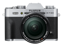 Kamera Mirrorless Fujifilm XT20 kit XF 1855mm F284 R LM OIS