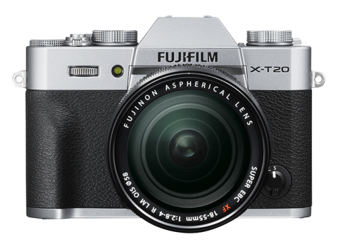 Kamera Mirrorless Fujifilm X-T20 kit XF 18-55mm F2.8-4 R LM OIS<br> 1 fujifilm_xt20_kit_xf1855mm_silver_taskameraid_1
