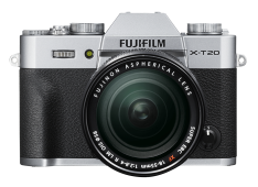 Kamera Mirrorless Fujifilm X-T20 kit XF 18-55mm F2.8-4 R LM OIS<br>