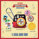 Kamera Instax Instax Mini Mickey Mouse
