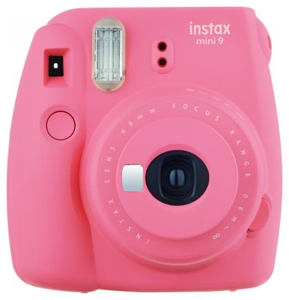 Kamera Instax Instax Mini 9 - Flamingo Pink 1 instax_mini_9_flamingo_pink_taskameraid1