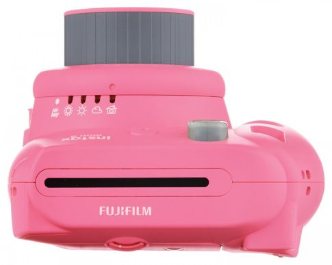 Kamera Instax Instax Mini 9 - Flamingo Pink 5 instax_mini_9_flamingo_pink_taskameraid5