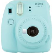 Kamera Instax Instax Mini 9 - Ice Blue