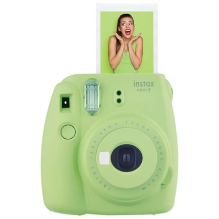 Kamera Instax Instax Mini 9 - Lime Green 1 instax_mini_9_lime_green_taskameraid1