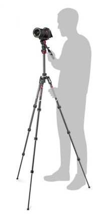 Tripod dan Monopod Manfrotto Befree live Carbon tripod twist with video head MVKBFRTC-LIVE 6 manfrotto_befree_mvkbfrtc_live_taskameraid__6