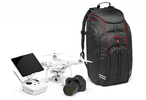 Backpacks Manfrotto Aviator drone backpack for DJI Phantom 2 manfrotto_drone_backpack_1