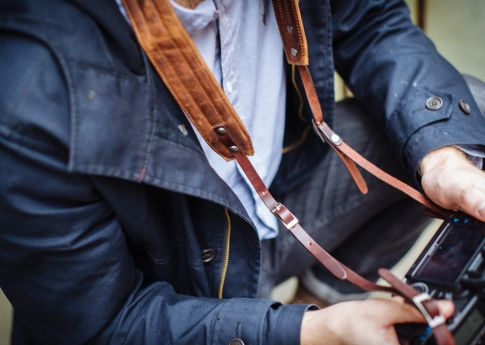 Case and Strap ONA - THE LEATHER PRESIDIO CAMERA STRAP 4 ona_leather_presidio_strap__4