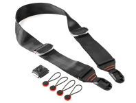 Case and Strap Peak Design Camera Straps Slide  Classic Black