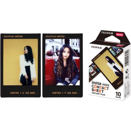 Kamera Instax Refill Instax Contact Sheet isi 10 Lembar 2 photo_1_refill_instax_contact_sheet_isi_10_lembar