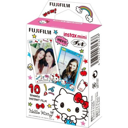 Kamera Instax Fujifilm Refill Instax Mini Film Hello Kitty - 10 lembar 1 refill_instax_hello_kitty_taskameraid