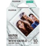 Kamera Instax Refill Instax Square White Marble isi 10 Lembar