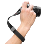 Case and Strap Peak Design Cuff Camera Wrist Strap V3