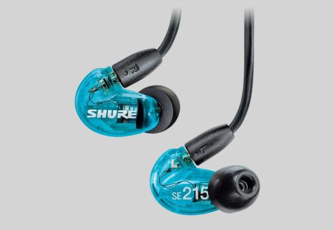 Earphone, Headphone & Mic SHURE SE215SPE Sound Isolating Earphones, Special Edition 1 se215_spe