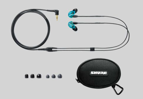 Earphone, Headphone & Mic SHURE SE215SPE Sound Isolating Earphones, Special Edition 2 se215_spe2