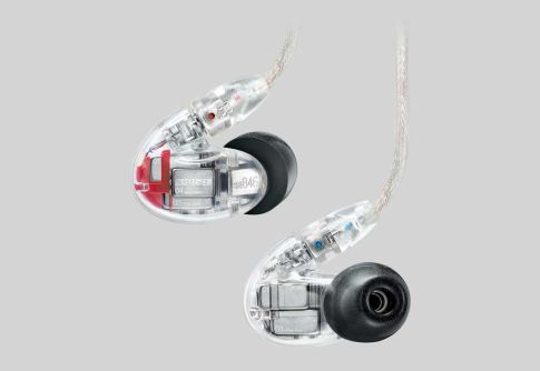 Earphone, Headphone & Mic SHURE SE846 Sound Isolating™ Earphones 4 se846_crystal_clear