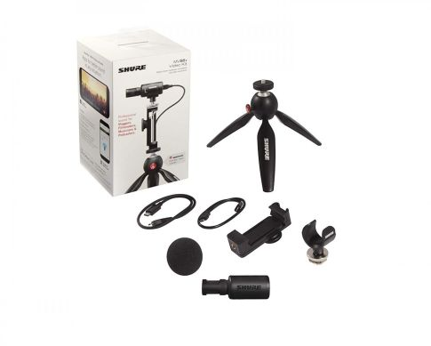Earphone, Headphone & Mic SHURE MV88+ Video Kit Mic for Smartphone 3 shure_mv88_shure_indonesia_3