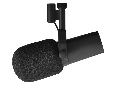 Earphone, Headphone & Mic SHURE SM7B Dynamic Studio Vocal Microphone 8 shure_sm7b_mic_taskameraid__9
