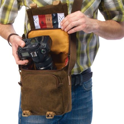Messenger Bags NG A2210 - National Geographic Africa camera holster M for DSLR/CSC 3 tas_kamera_national_geographic_ng_a2210_taskameraid_2