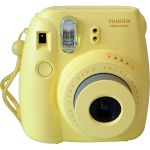 Kamera Instax Fujifilm Instax Mini 8 Instant Film Camera Yellow