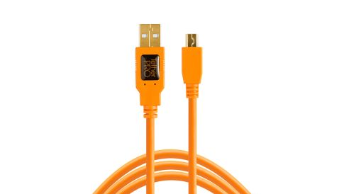 Tether Cables and Acc TetherPro USB 2.0 to Mini-B 5-Pin - Tether Tools Cable 1 tether_tools_usb_2_to_mini_b_5_pin__1