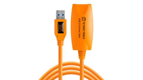 Tether Cables and Acc TetherPro USB 3.0 to Female Active Extension - Tether Tools Cable 1 usb_3_0_to_female_active_extention_1