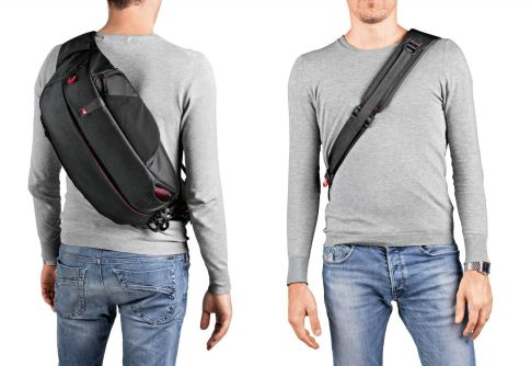 Sling Bag Manfrotto Pro Light camera sling bag FastTrack 8 MB PL-FT-8 9 uuid_1800px_inriverimage_435526