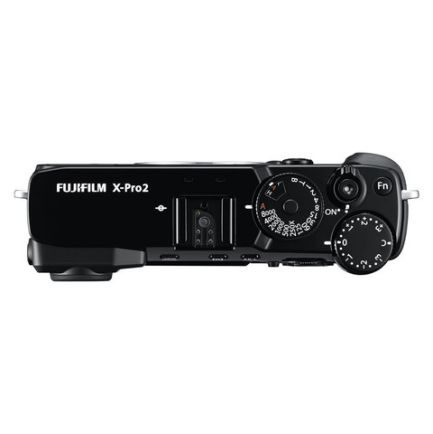 Kamera Mirrorless Kamera Fujifilm X-PRO2 Body Only (Black) 3 x_pro2_5_large
