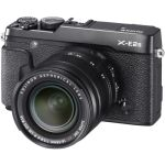 Kamera Mirrorless Kamera Fujifilm XE2S Kit XF 1855mm F284 R LM OIS Black